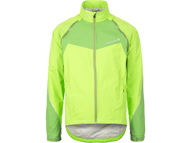 Endura Hummvee Jas Converteerbaar Heren, kelly green